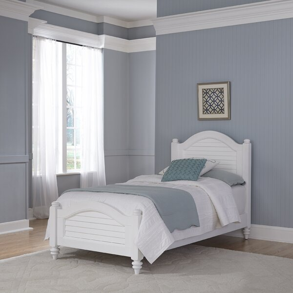 Sitz Twin Panel Bed by Harriet Bee