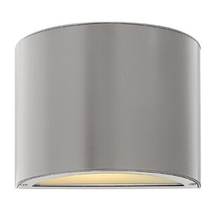 Danny 1-Light Outdoor Sconce By Wade Logan Outdoor Lighting