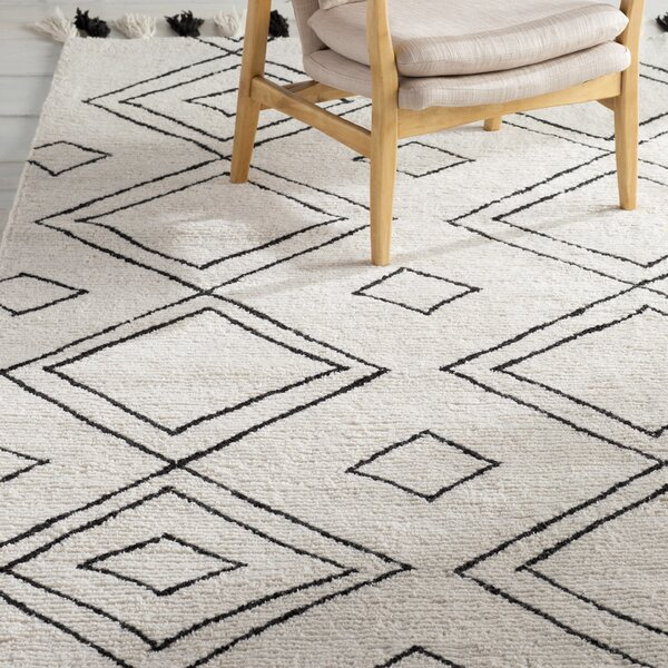 Destrie Hand-Tufted Area Rug by Mistana