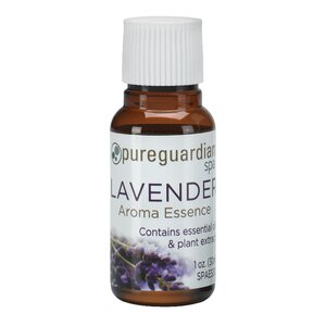 PureGuardian Lavender Aroma Essence with Essential Oil and Plant Extracts, 30 ml