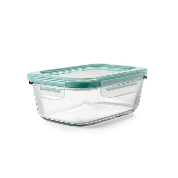 Good Grips Snap Glass 28 Oz. Food Storage Container by OXO