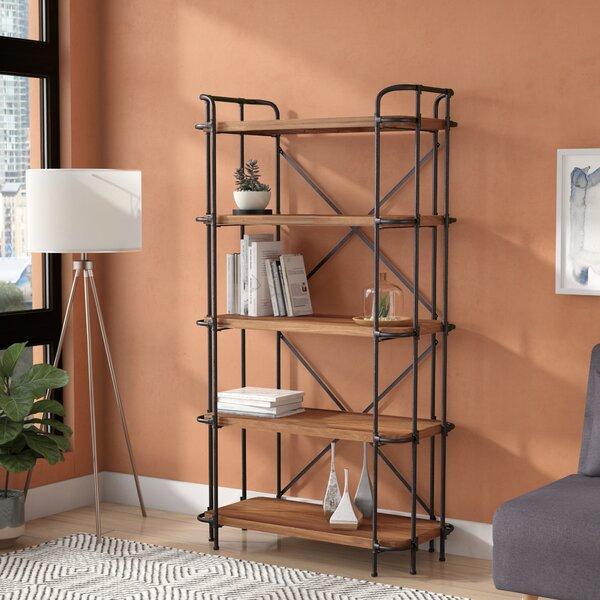 Etagere Bookcase by Trent Austin Design