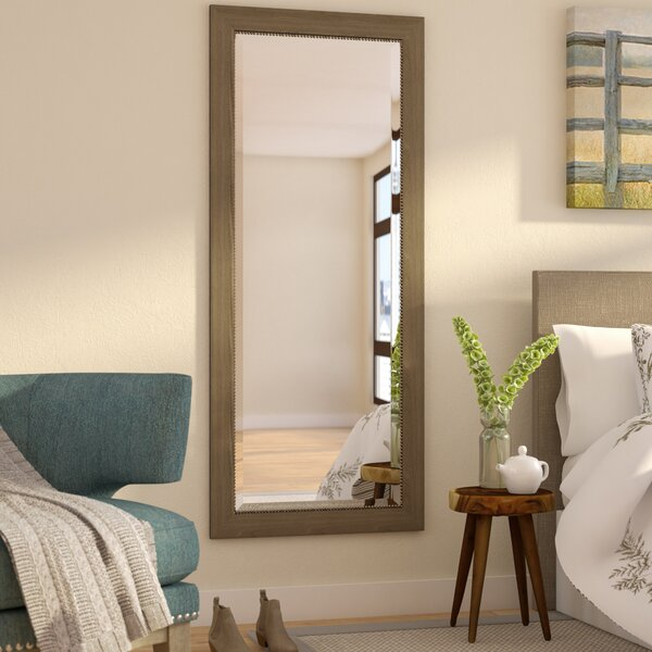 Rectangle Beveled Wall Mirror by Laurel Foundry Modern Farmhouse