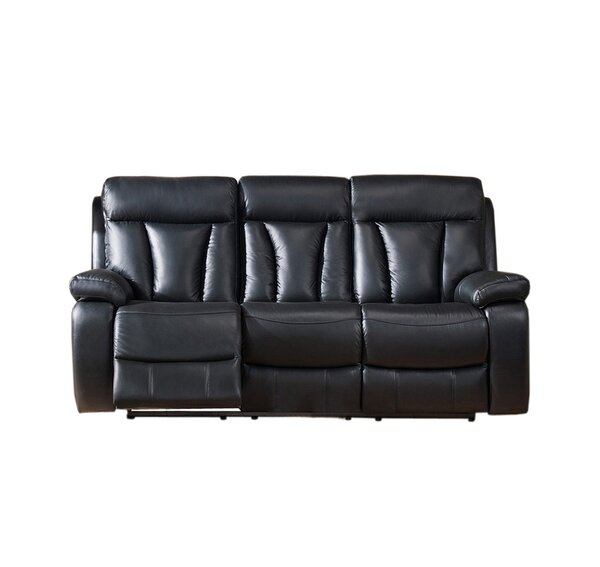 Muoi Power Reclining Sofa by Red Barrel Studio
