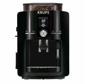 Espressaria Full Automatic Espresso Maker by Krups