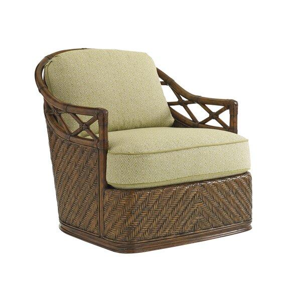 Bali Hai Swivel Armchair by Tommy Bahama Home