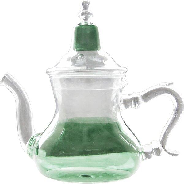 Moroccan 1-qt. Glass Teapot by Casablanca Market