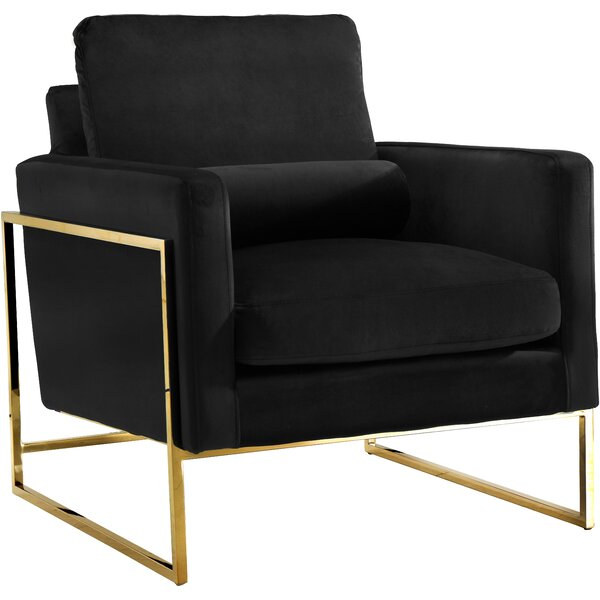 Maldanado Club Chair by Mercury Row