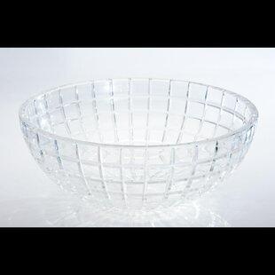 Low priced Stella Luxury Round Crystal Bathroom Sink ByMaestro Bath