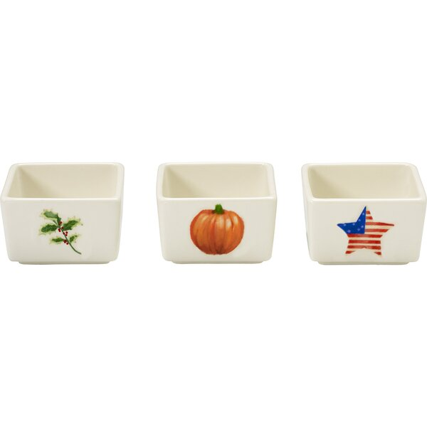 Celebration Seasonal Holly, Pumpkin and Patriotic
