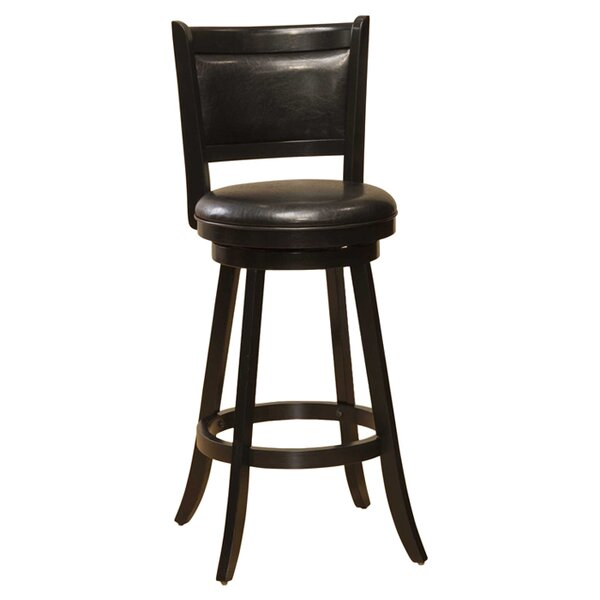 Marland 29 Swivel Bar Stool by Darby Home Co