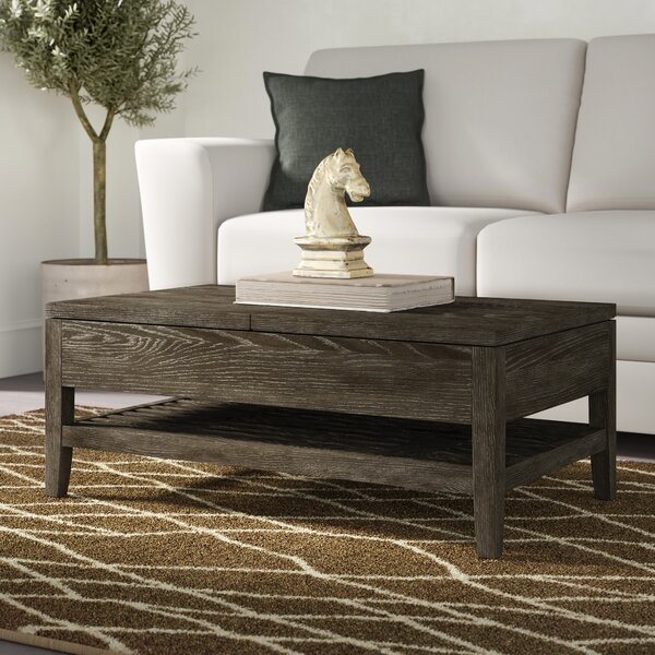 Docia Lift Top Coffee Table By Greyleigh