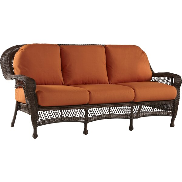 Spurlock Montego Bay Sofa with Cushions by Bay Isle Home