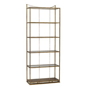 Kepler Singapore Sling Etagere Bookcase Everly Quinn