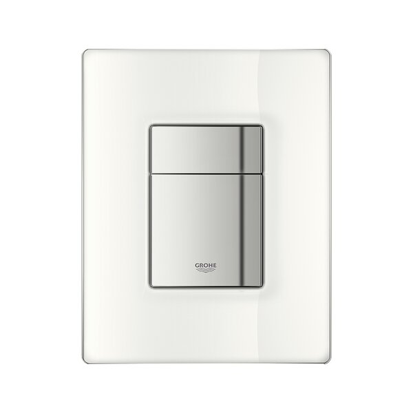 Skate Cosmopolitan Wall Plate by Grohe
