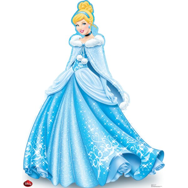 Cinderella Holiday - Disney Cardboard Standup by Advanced Graphics