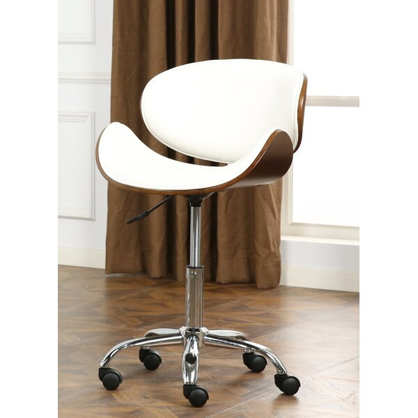 Clair Adjustable Swivel Office Chair by Corrigan Studio