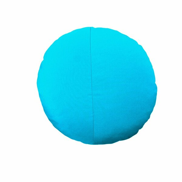 Round Outdoor Throw Pillow by Bend Goods