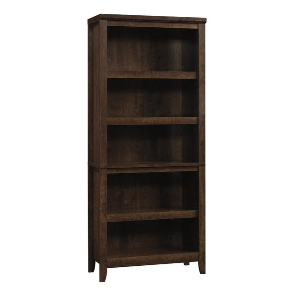 Precita 5 Shelf Standard Bookcase By Foundry Select