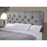 Lerman Upholstered Panel Headboard by Winston Porter