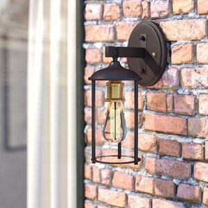 Marshall 1-Light Outdoor Wall Lantern