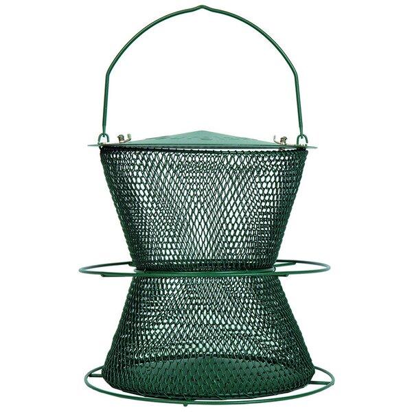 Forest Hourglass Hopper Bird Feeder by Perky Pet