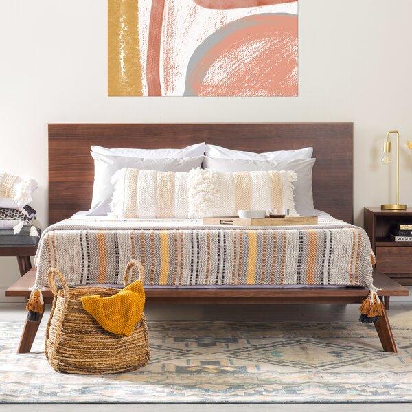 Smither Sienna Queen Platform Bed By Corrigan Studio