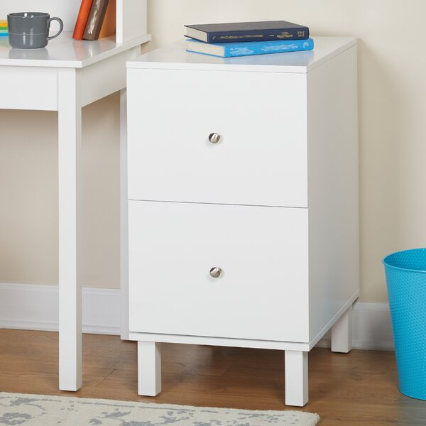 Lynch 2-Drawer Verticle Filing Cabinet by Ebern Designs