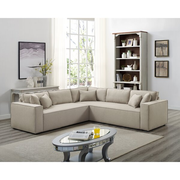 Rhoden Reversible Sectional by Williston Forge