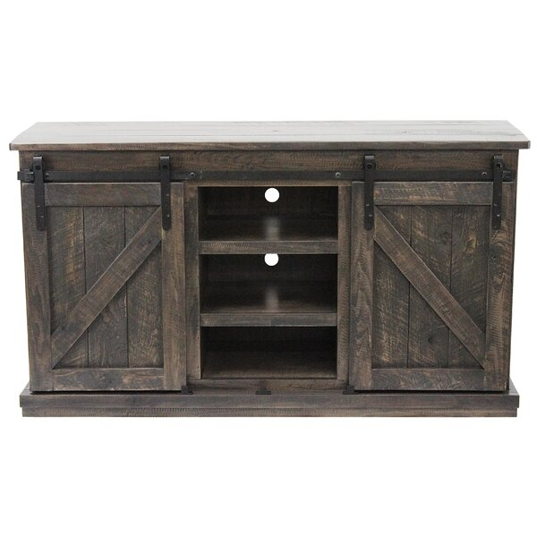 Sandin Solid Wood TV Stand for TVs up to 65