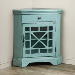 Best Choices Jaycob Corner Accent Cabinet by Mistana