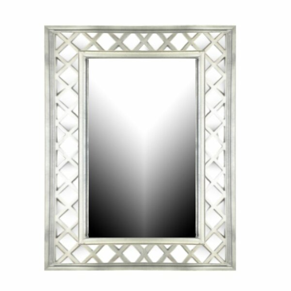 Alethia Wooden Wall Accent Mirror by Rosdorf Park