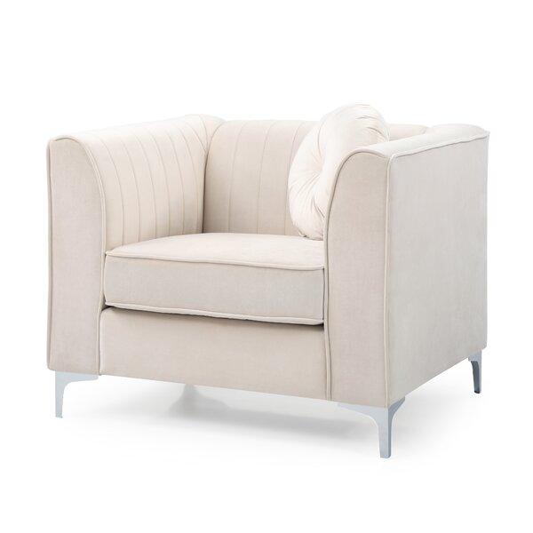 Adhafera Armchair by Mercer41