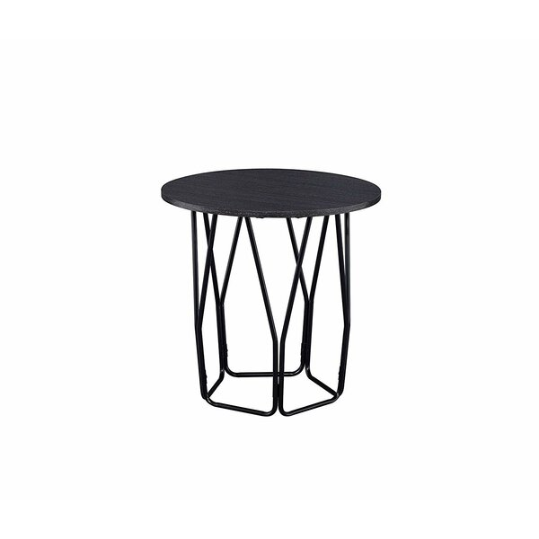 Weller Frame End Table by 17 Stories 17 Stories