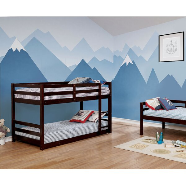 Sturgill Twin Triple Bunk Bed by Harriet Bee