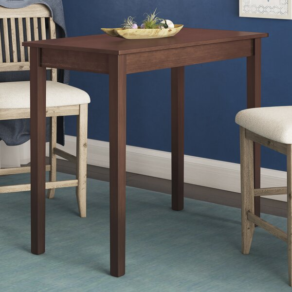 Waquoit Dining Table by Beachcrest Home