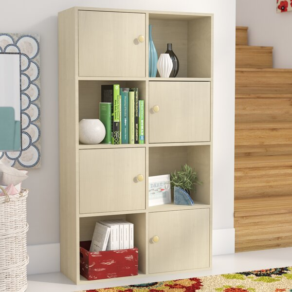 Ariyah Cube Unit Bookcase by Rebrilliant