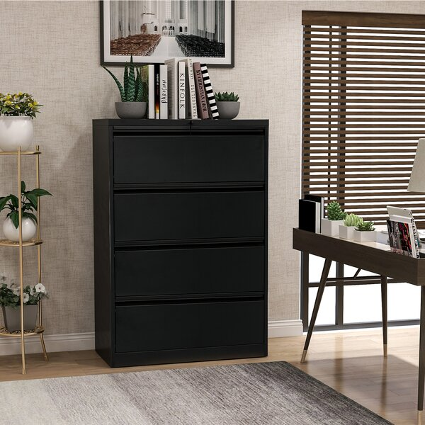 Home office 4-Drawer Vertical Filing Cabinet
