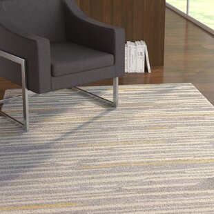 Bade Hand-Tufted Gray Area Rug by Ivy Bronx