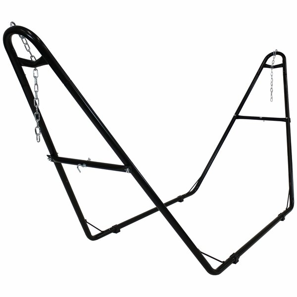 Darby Metal Hammock Stand By Freeport Park