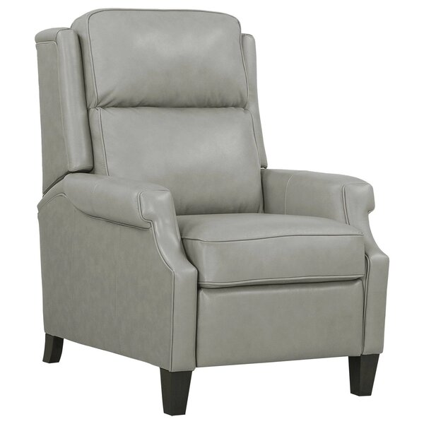 Volney Leather Manual Recliner W002507432