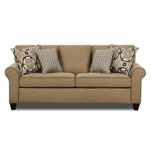 Simmons Upholstery Milligan Sofa by Darby Home Co