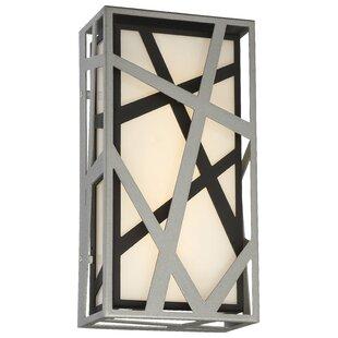 Looking for Sigel 1-Light Outdoor Sconce By Brayden Studio
