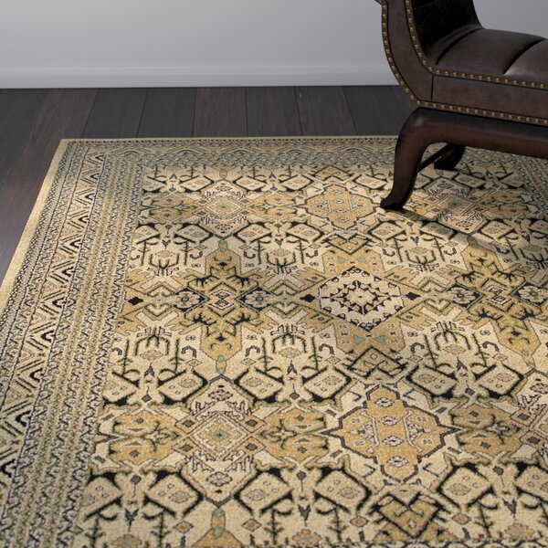Clarkson Green Area Rug by World Menagerie