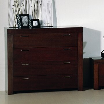 Traxler 4 Drawer Traxler Dresser by Hokku Designs