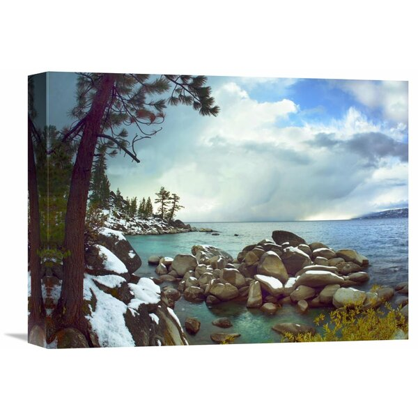 Nature Photographs Memorial Point, Lake Tahoe, Nevada by Tim Fitzharris Photographic Print on Canvas by Global Gallery