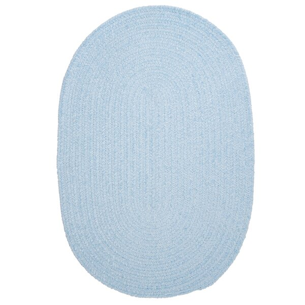 Spring Meadow Sky Blue Area Rug by Colonial Mills