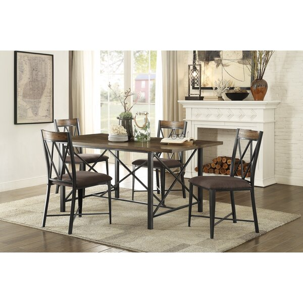 Louis Dining Table by Gracie Oaks