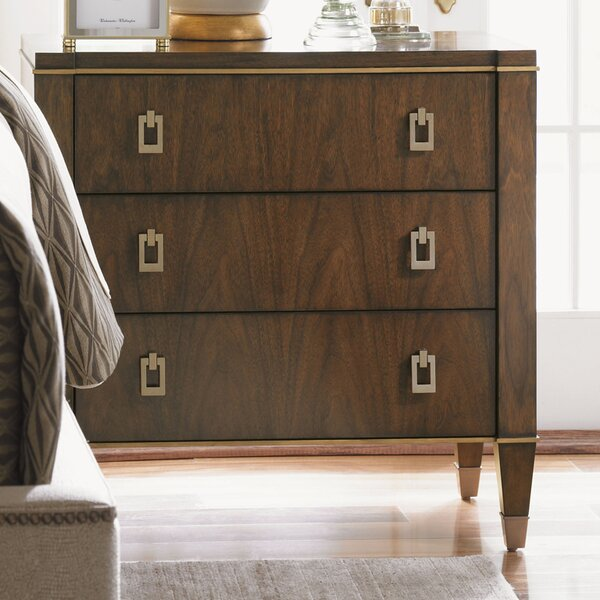 Tower Place 3 Drawer Bachelor's Chest by Lexington