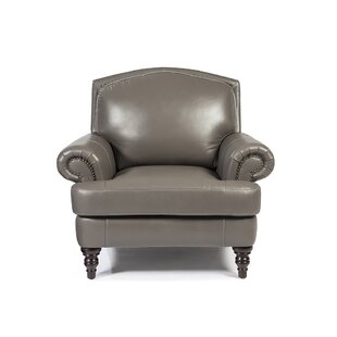 Ewing Leather Chair and a Half